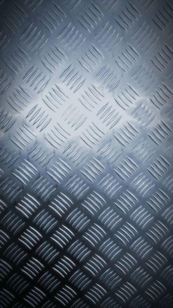 Precision Metal Door Checker Plate Symmetry Symmetrical