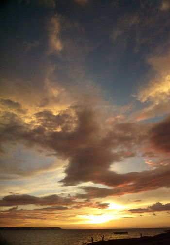 Beauty In Nature Cloud - Sky Day Dramatic Sky Nature No People Outdoors Scenics Sky Sunset Tranquil Scene Tranquility Water Eyeem Philippines
