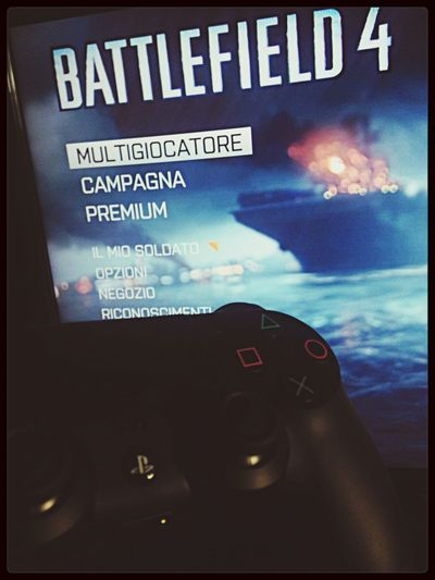 Playstaion4=battlefield4 Battlefield 4 Life Like Happy
