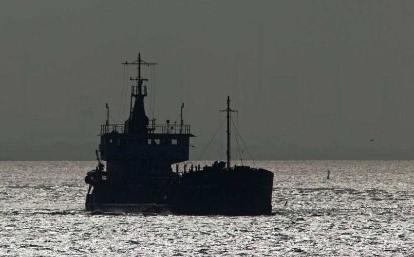 Teesmouth ship