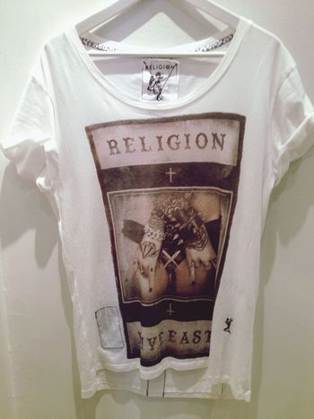 T-shirt Religion | kust mode music