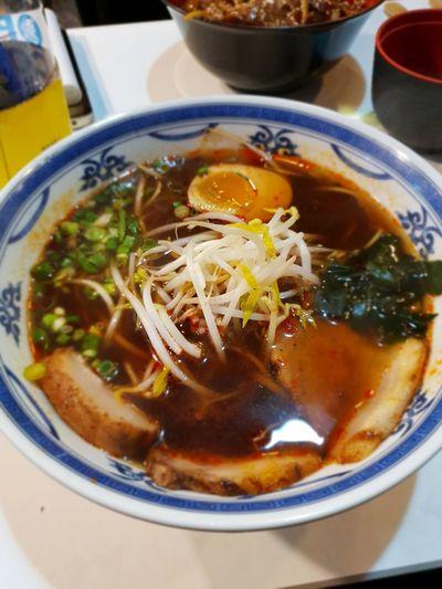 City Bowl Soup Close-up Food And Drink Ramen Noodles Noodle Soup Japanese Food Noodles