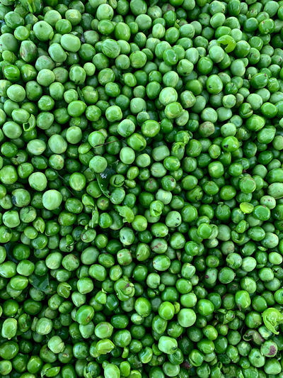 Full frame shot of green beans