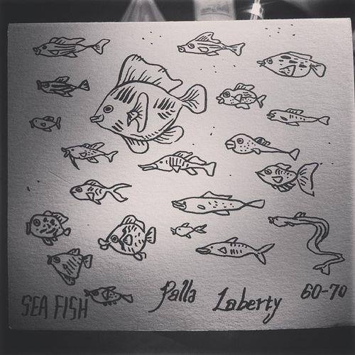 Doodle Seafish ????