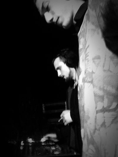 RESOLUTED HIGHS on the Decks CETAMA Night Music Afterhour Party Berlin Sound Follow Soundcloud Techno Deep Tech