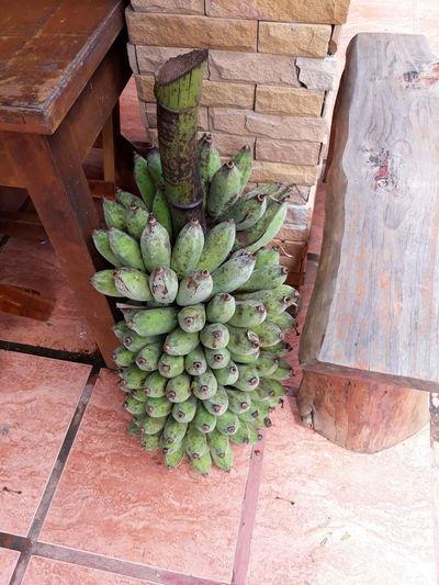 Fruit Healthy Eating Thailand🇹🇭 Banana green Thailandtravel Thai Fruits