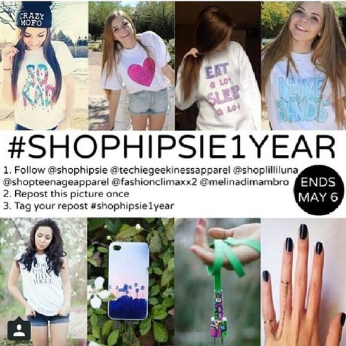 Shophipsie1year ♡