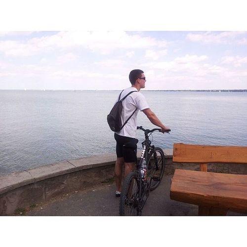 Balaton Balatonbybike Tihany Roundtrip ontheroad adventure