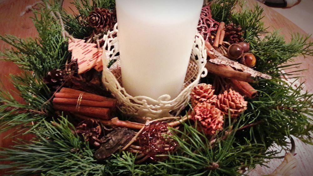 Natur pur wunderschön und das meiste in der Natur gefunden Christmas Outdoors Day