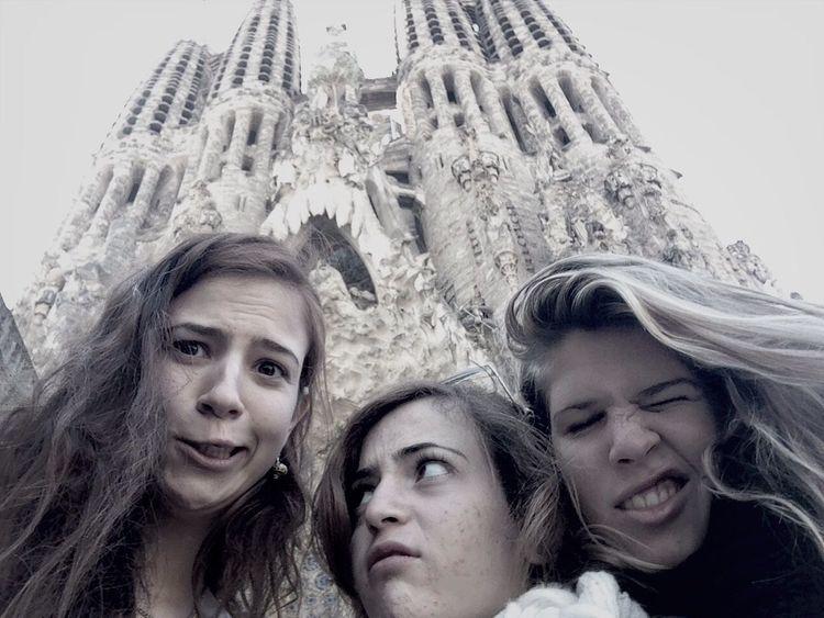 Barcelona Segrada Familia