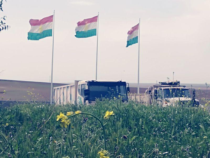 Kurdsh Kurdistan Peshmerga