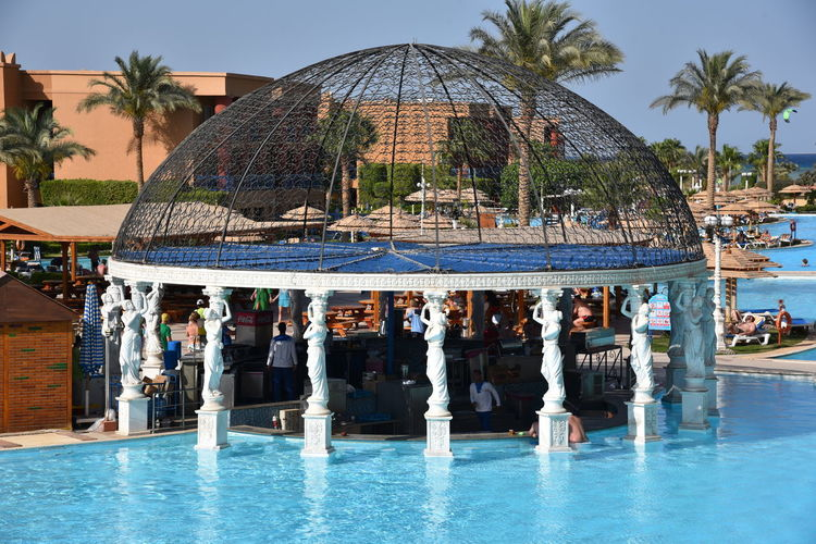 EyeEm Best Shots EyeEmNewHere Fionet Fischer Holiday Hurghada, Egypt, Summer, Sun, Boats, Travel, Entertainment, Holidays, Discotheque Swimming Wilfried Fischer Hurghada Illuminated Pool Poolbar Poolside Swimming Pool Swimmingpool Titanic Beach Resort Titanic Palace Ägypten