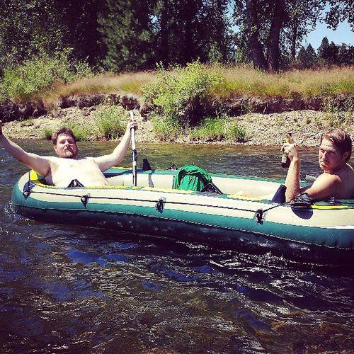 Summer Maiden Voyage Floattrip Northwest