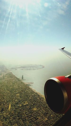 My Year My View Ariel Photography Dubai Palm Island Dubai Burj Al ArabDubai Burj Arab EyeEm Best Shots Featured Photo airplane Transportation Sky Travel Air Vehicle Aircraft Wing Airport Jet Engine Cloud - Sky No People Commercial Airplane Day Aerospace Industry Outdoors Nature Mobility In Mega Cities
