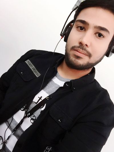 Music Headphones One Person Listening Young Men Arts Culture And Entertainment Young Adult First Eyeem Photo