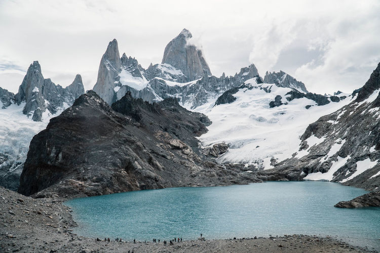 Photo taken in Fitz Roy, Argentina