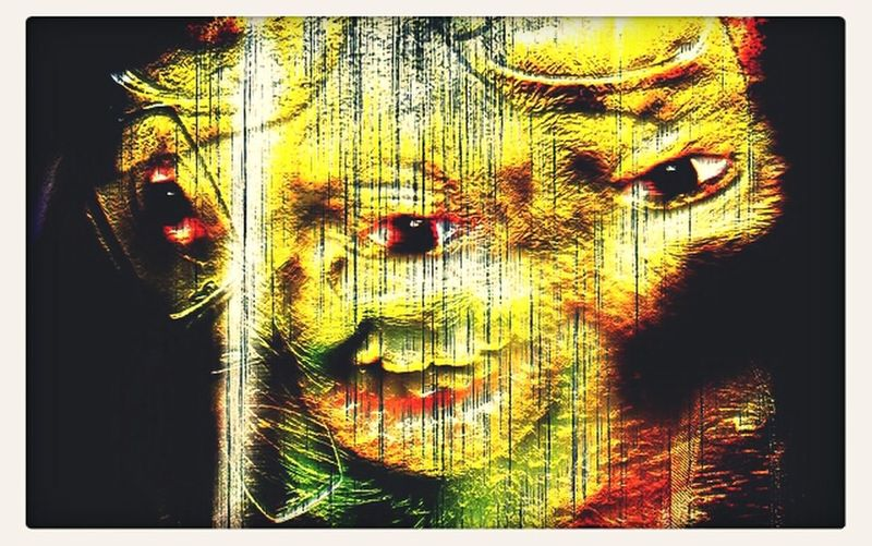 Some multi exposure photo fun mixed with a little imagination and creative inginuity. Check This Out That's Me Pqc Human