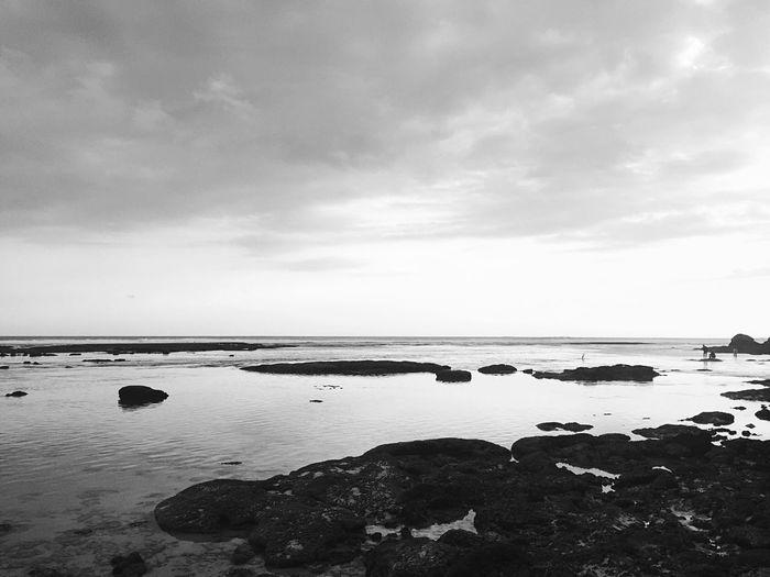 Calm water - Bali Beach
