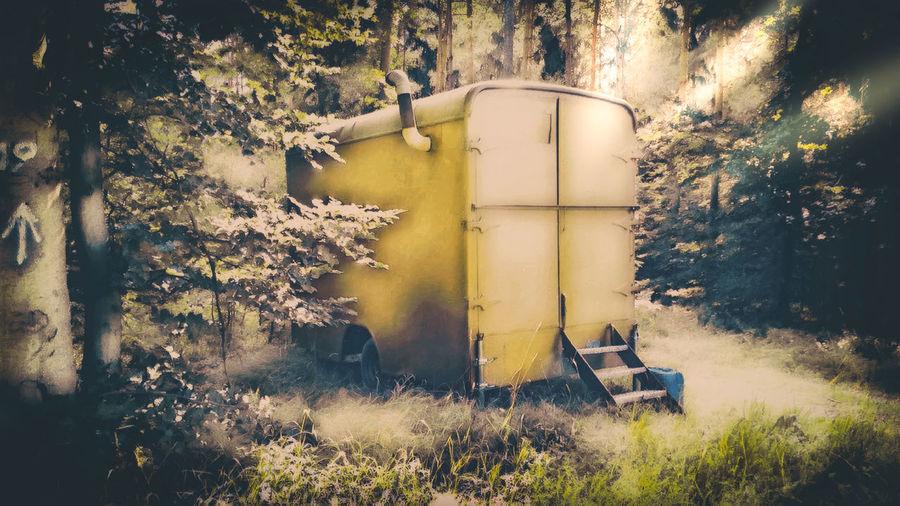 Hideout ArtWork Gardener Place Restricted Area Secret Place Survive Travel Unknown Wood Art Caravan Creepy Different Forest Hide Hide And Seek Hideout Hiding Restricted Secret Secret Garden Secret Places Survival Survivor Trailer