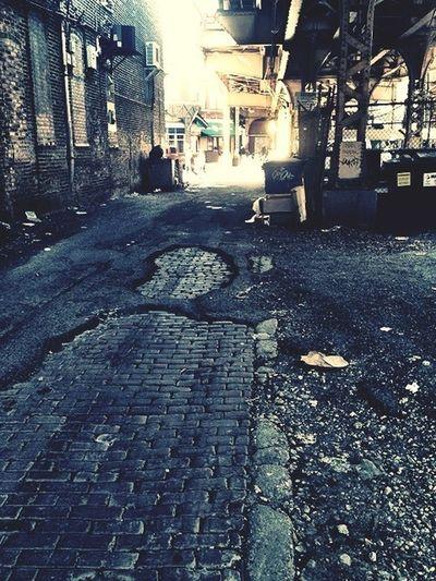 Backstreets & Alleyways