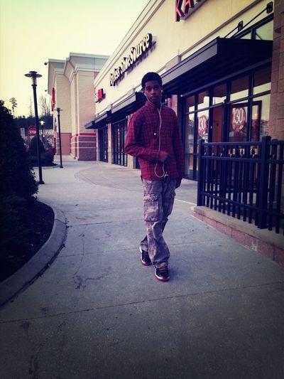 Walking Earlier