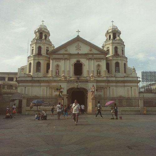 ⛪ Church Quiapo Manila Eyeem Philippines EyeemPhilippines Eye4photography  The Moment - 2015 EyeEm Awards Filipino Streetphotography The Traveler - 2015 EyeEm Awards