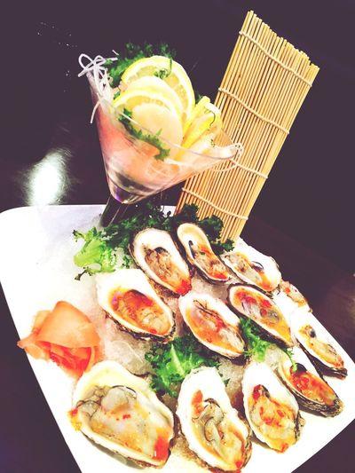 Sushi sashimi Ilovefood Japanese Food Oysters Foodporn Asian Food