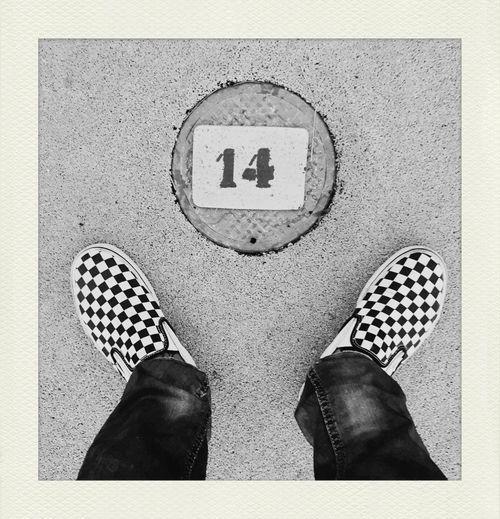 Lucky... 14.