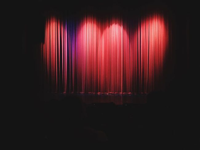 Theater Watching Theater Performance Quality Time Applauding Empathy No People Prague Swan Lake Ballett Tchaikovsky BlackSwan Curtain Behind The Curtain Curtains Can Be Beautiful
