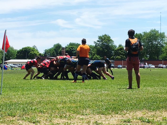 RUGBY 🏉 For The Love Of The Game ^.^ Rugby TIME Rugby Field HAVOC! ! Chatham Havoc Rugby Chatham