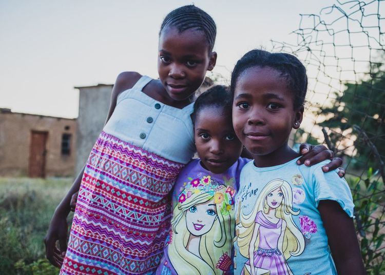 Girls Portrait Girls South Africa