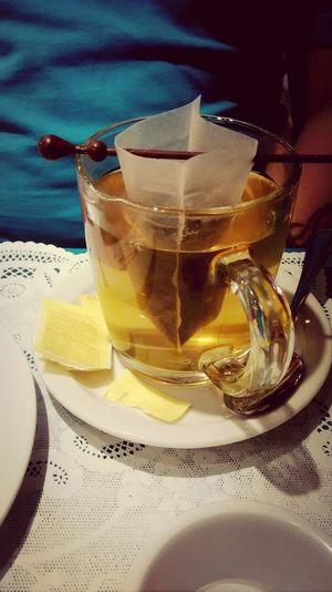 Tea Is Healthy The Five Senses Take A Break In My Mouf