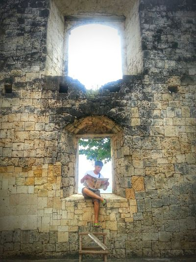 When in Oslob Relaxing Historical Sights Eyeem Philippines