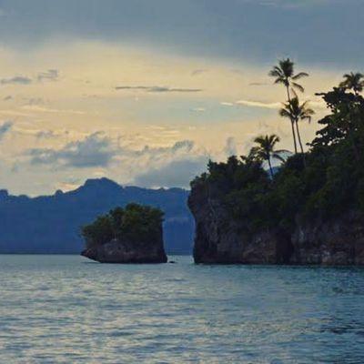 SERAMISLAND . Maluku
