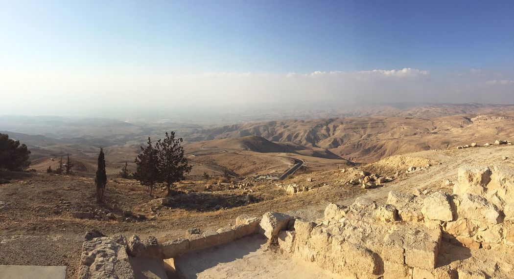Landscape Mountain Beauty In Nature Nature Jordan Hello World Enjoying The View Nebu Mosesberg Amazing View Non-urban Scene