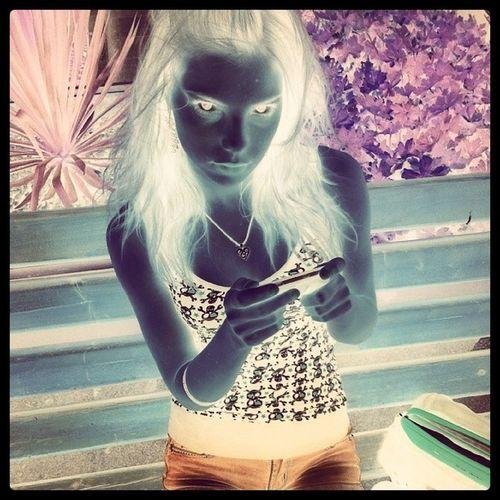 Negative Scary Beauty Perv love