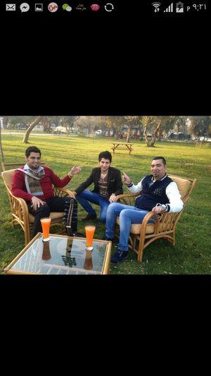 المطرب عقيل عمران والمطرب حسين الغزال يرحبون بكم جدا