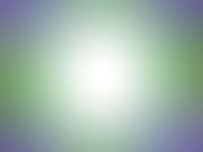 Defocused image of bright sky
