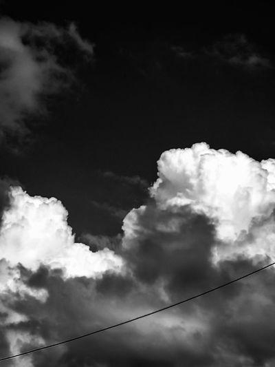 clouds Nubes