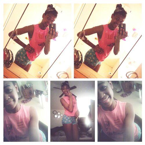 night (: excuse dirty mirror! /.\