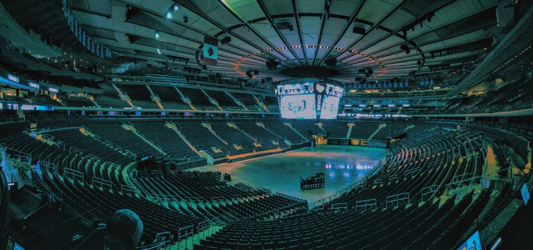 Madison Square Garden MSG Guide Alex Famous History Sport NYC New York