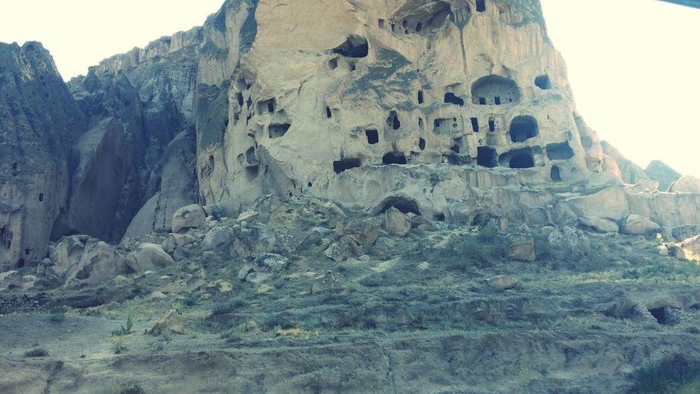 İhlara Valley Huge Canyon Nature