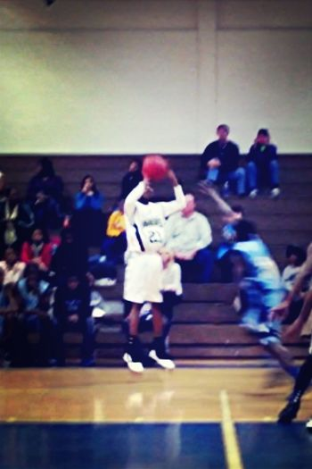 Game Against Aycock..