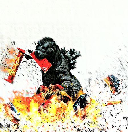 Toygallery Toygroup_alliance Action Figures Godzilla