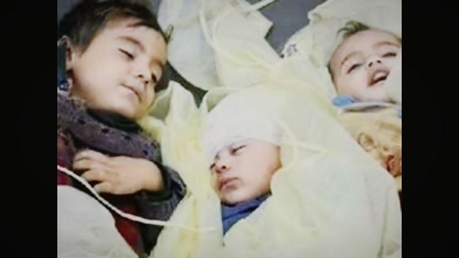 Israel Kills Children 3 Kids Very Sad Very Bad Feelings Palestine Will One Day Be Free♡ Palestine Will Rise Again. Palestine❤