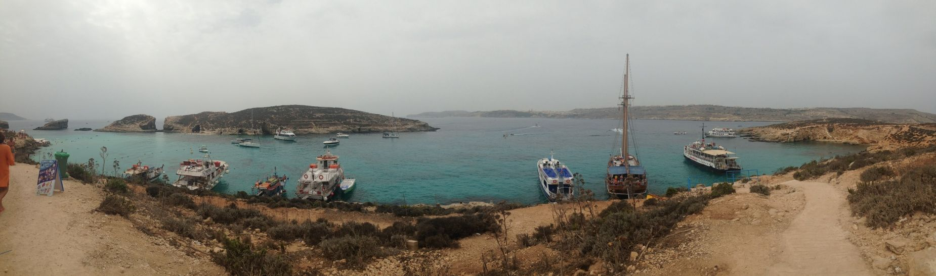 Malta Blue Lagoon The Blue Lagoon, Comino Holidays