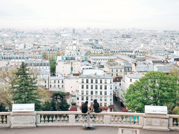 Architecture Building Exterior Cityscape Outdoors Tree City Day Built Structure Sky No People Politics And Government People Looking Architecture_collection Paris From Above Urban Skyline Urban Landscape City View From Above City View  Montmartre, Paris Paris Montmartre Big Data Skyscraper City Cityscape Neighborhood Map Connected By Travel