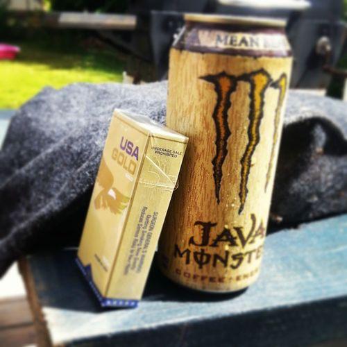 Customer treat Monstah Tastedabean Addictedtocoffee 20gold