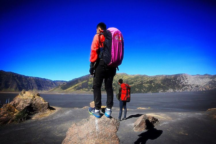 The Bromo Tengger Semeru National Park East Java-Indonesia Feel The Journey Hello World Enjoying Life EyeEm Nature Lover Photojournalism Wonderful Indonesia Pesona Indonesia Travel Photography EyeEm Indonesia EyeEm Masterclass Mountains Hiking Hikingadventures