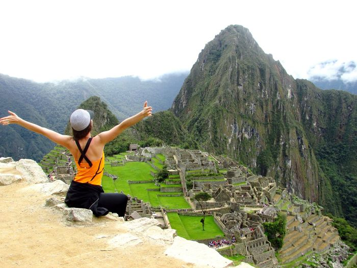 Peru Machu Picchu Machu Picchu - Peru Traveling Traveler Traveljunkie Southamerica South America MachuPicchuPerú Justtravel Exploringtheglobe Exploring The World Vagabond
